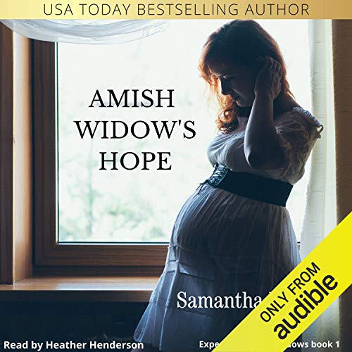 Cover image for Amish Widow's Hope by Smantha Price