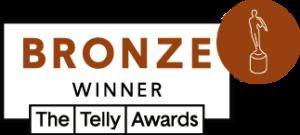 Bronze Winner - The Telly Awards